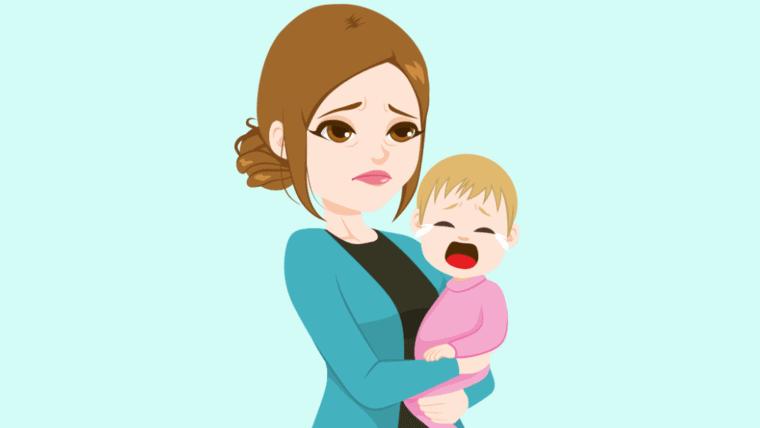 Bebeklerde Kolik Nedenleri Ve Başa Çıkma Yolları