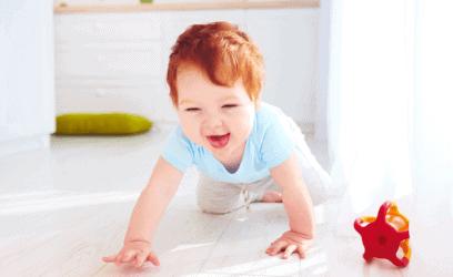 Aylara Göre Bebek Aktiviteleri